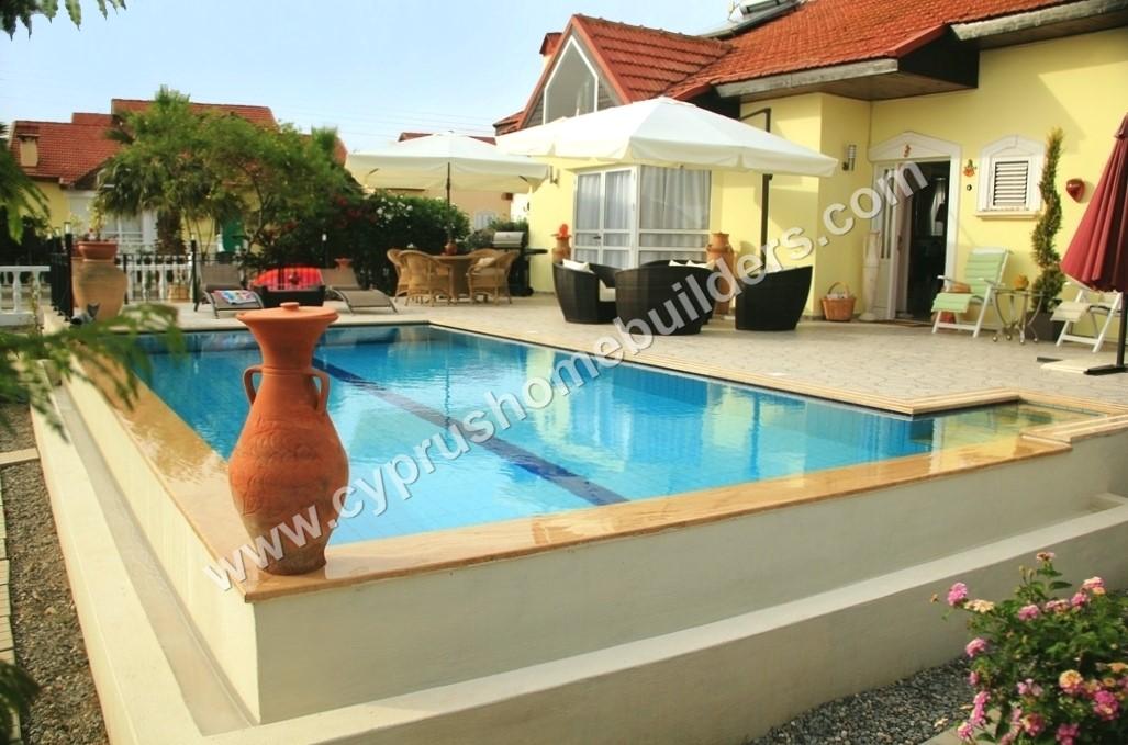 Build A Swimming Pool In The Trnc Cyprus Homebuilders