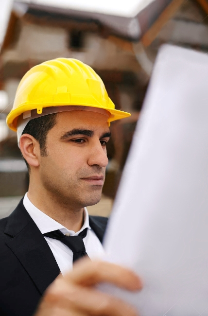 Construction legal paperwork in North Cyprus